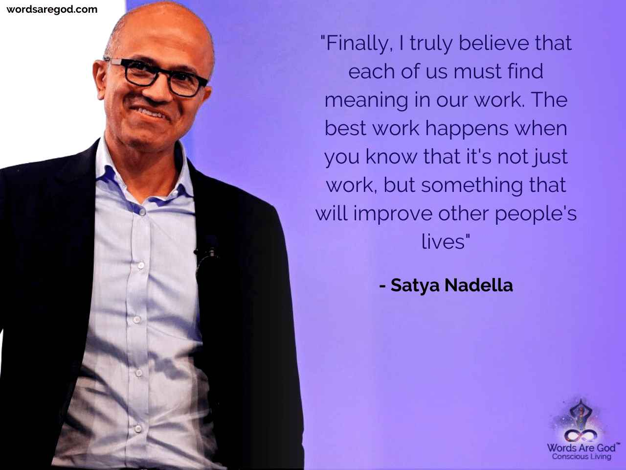 Satya Nadella Best Quote by Satya Nadella