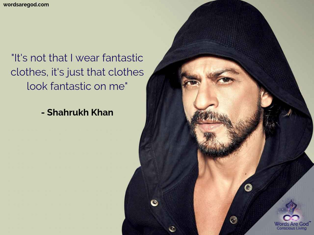 Shahrukh Khan Best Quote