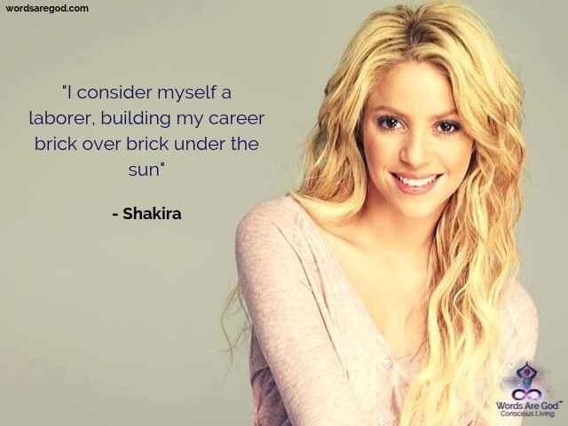 Shakira Music Quotes by Shakira