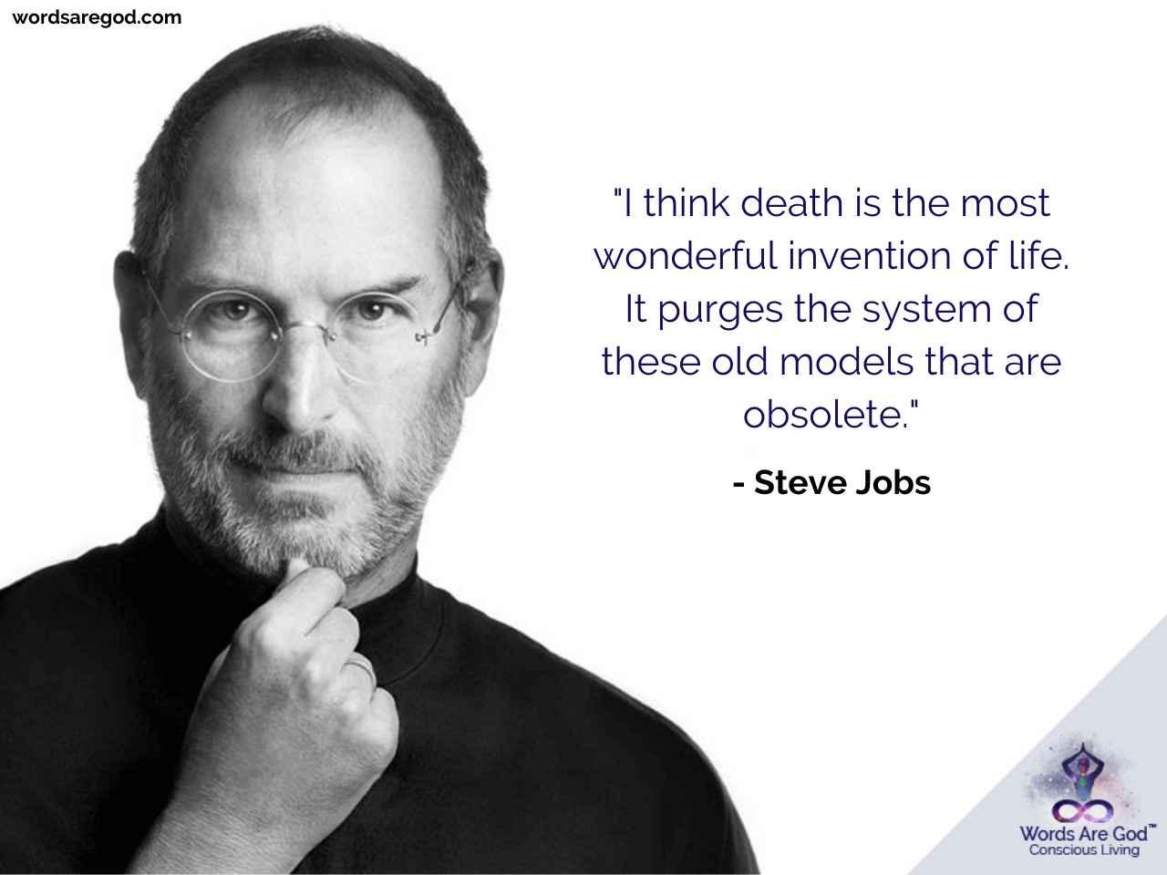 Steve Jobs Best Quote