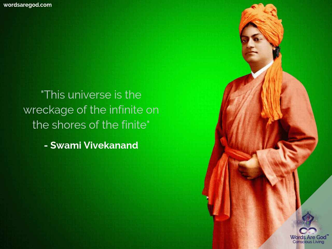 Swami Vivekanand Inspirational Quote by Swami Vivekanand