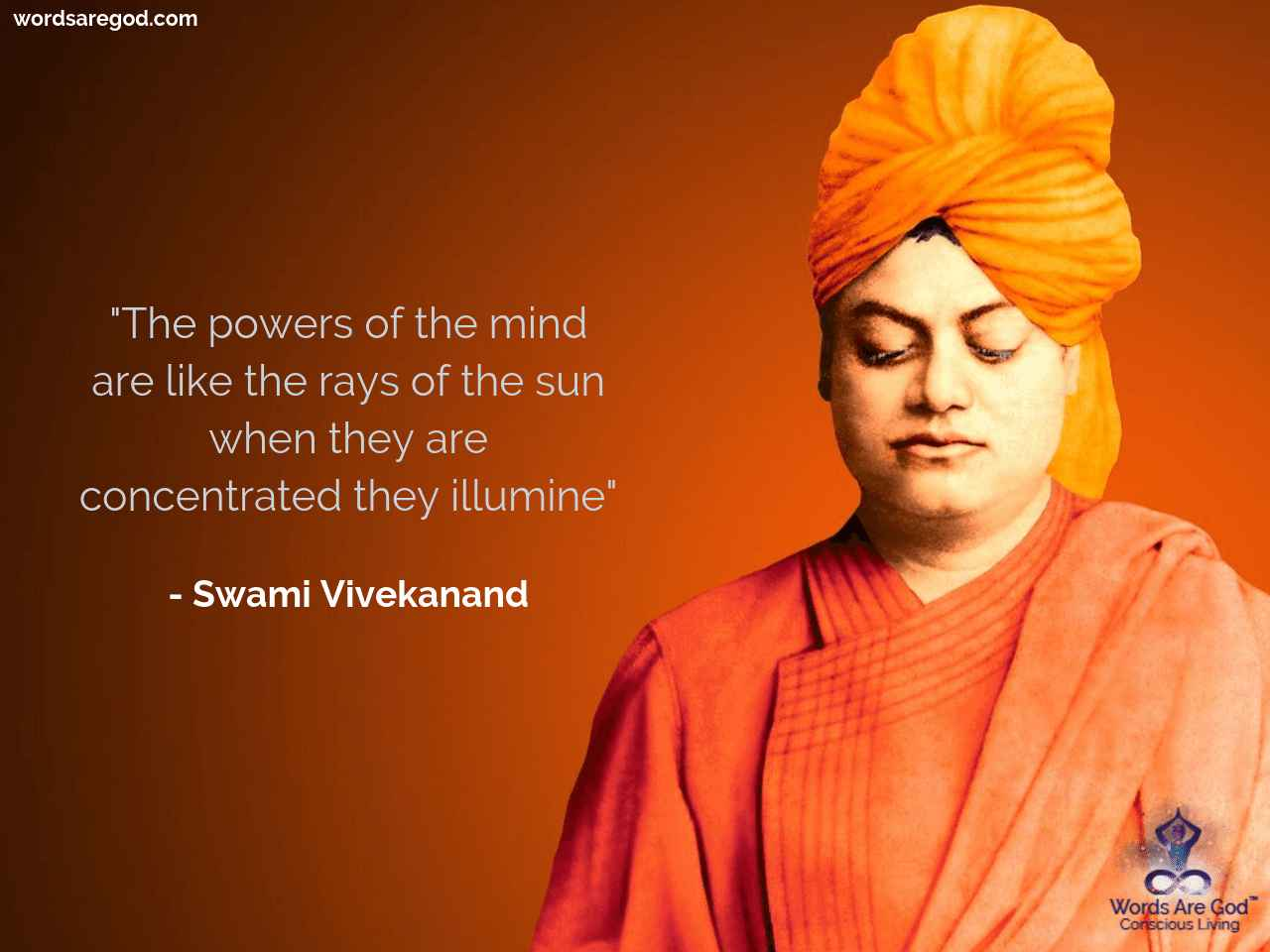 Swami Vivekanand Inspirational Quote
