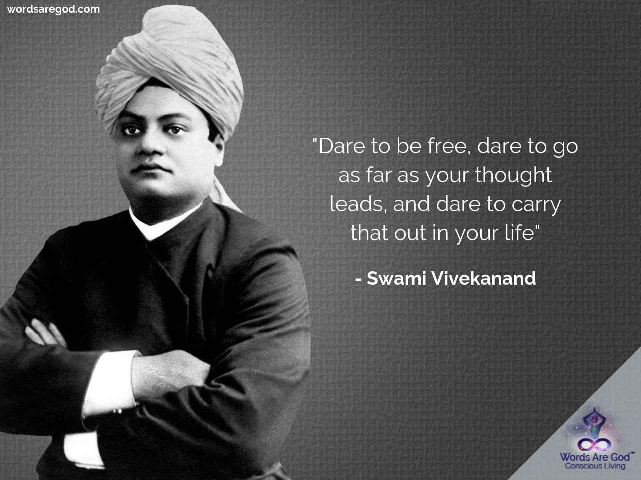 Swami Vivekanand Life Quote