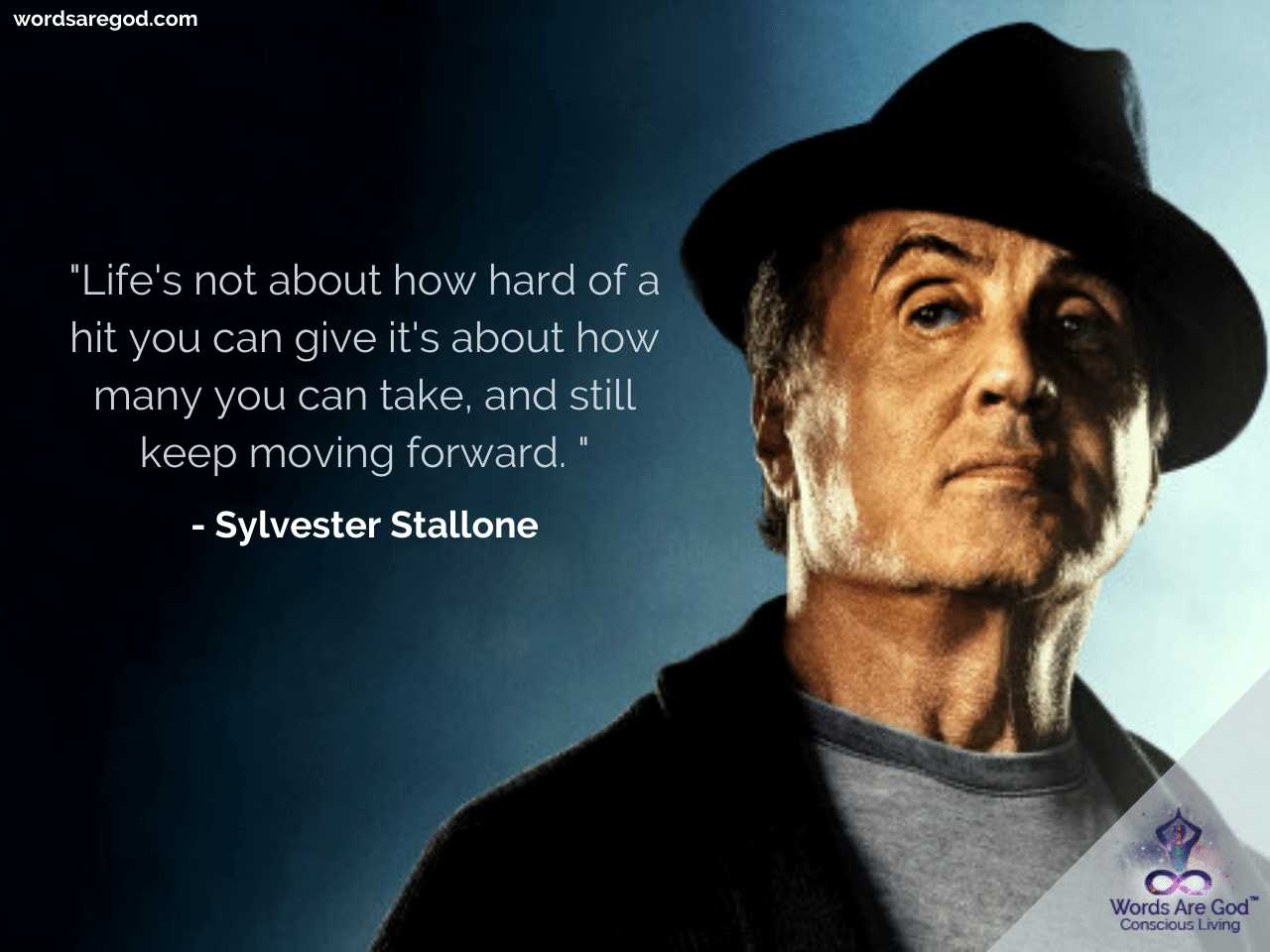 Sylvester Stallone Best Quotes
