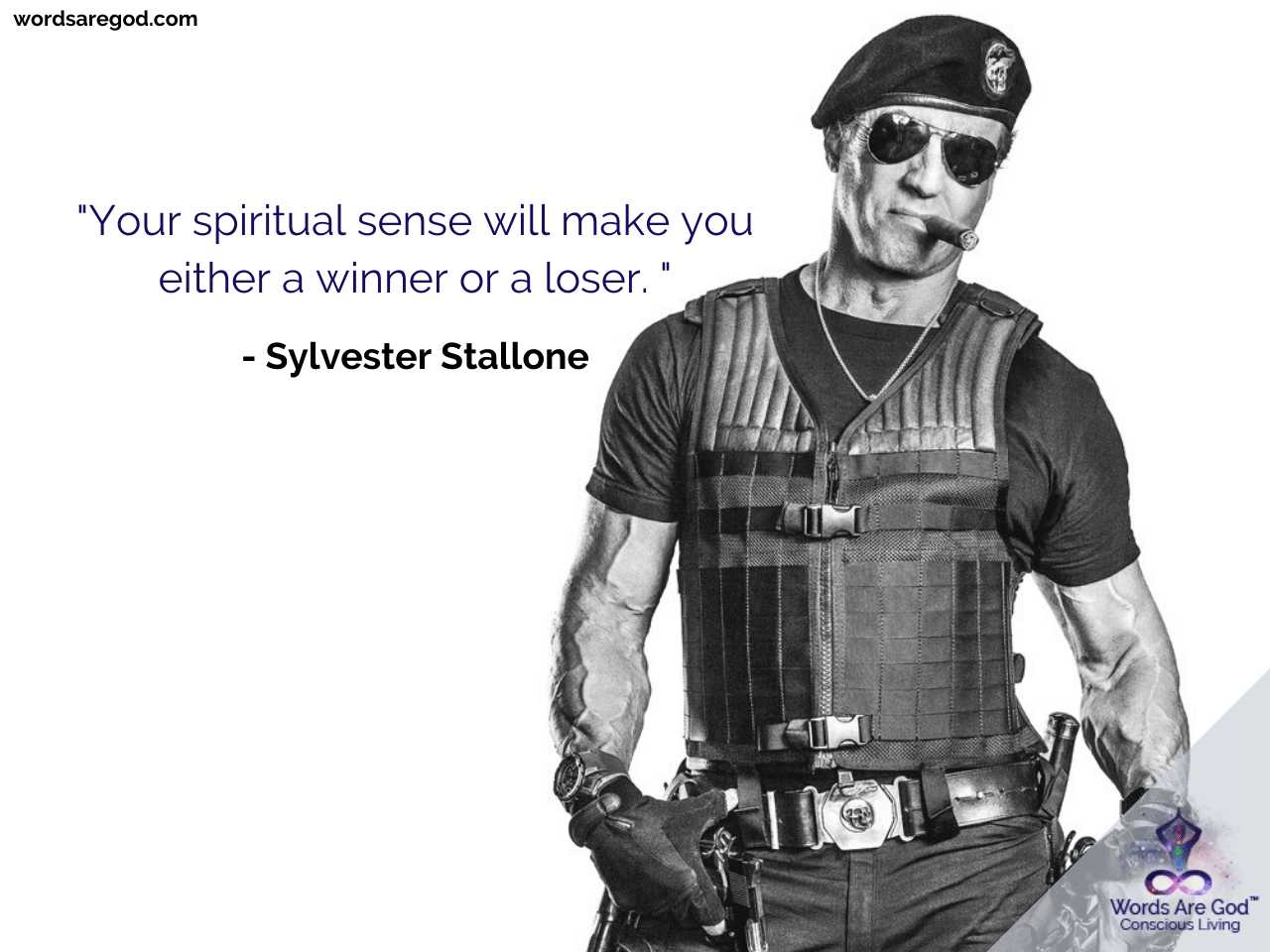 Sylvester Stallone Life Quotes by Sylvester Stallone