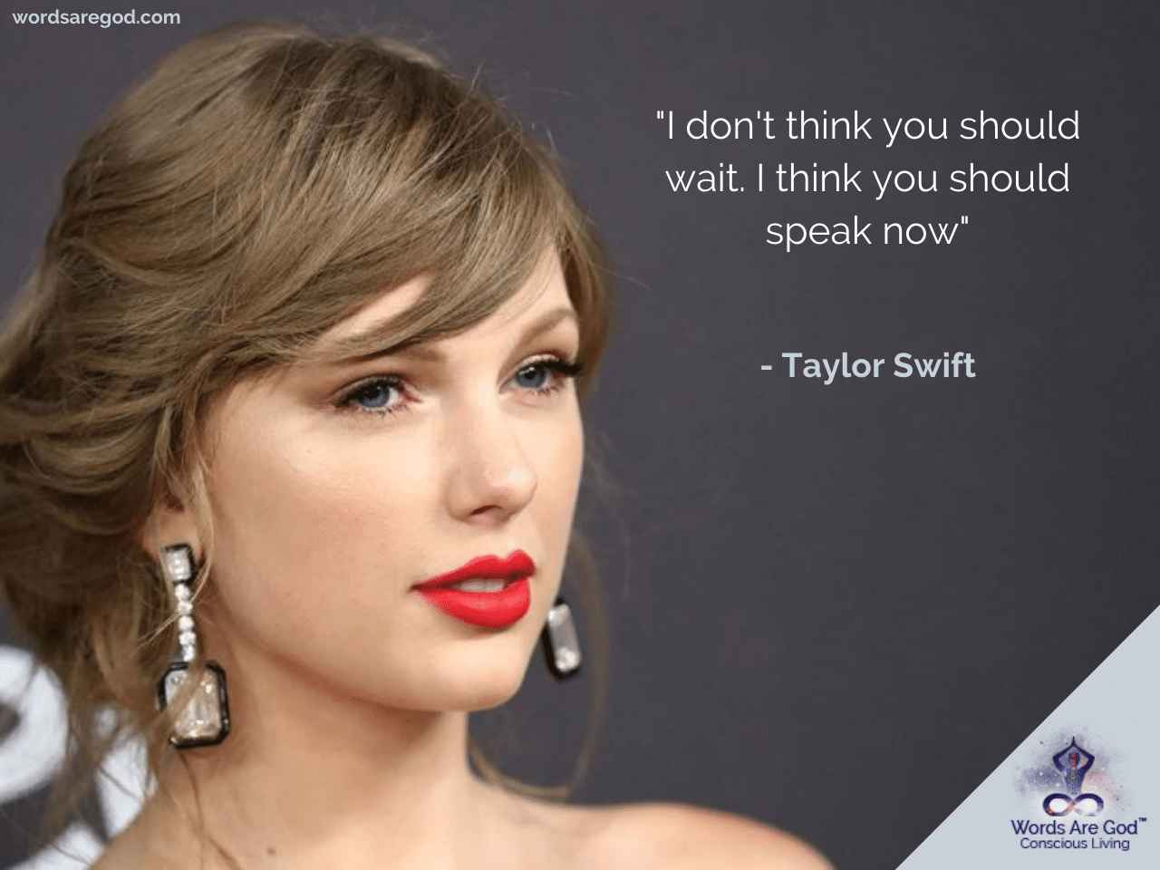 Taylor Swift Music Quotes