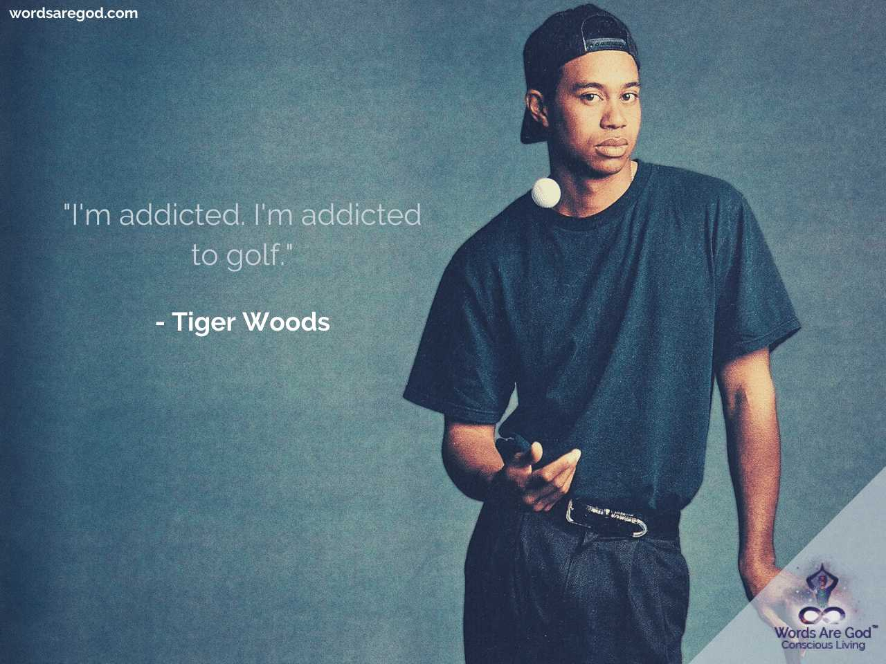 Tiger Woods Life Quote