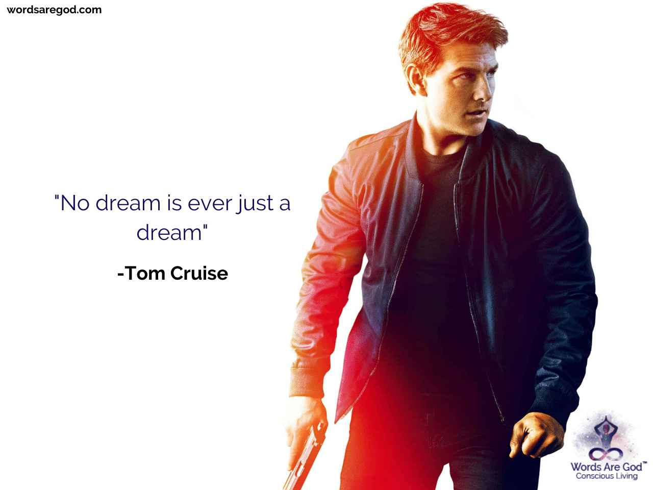 Tom Cruise Quotes by Tom Cruise