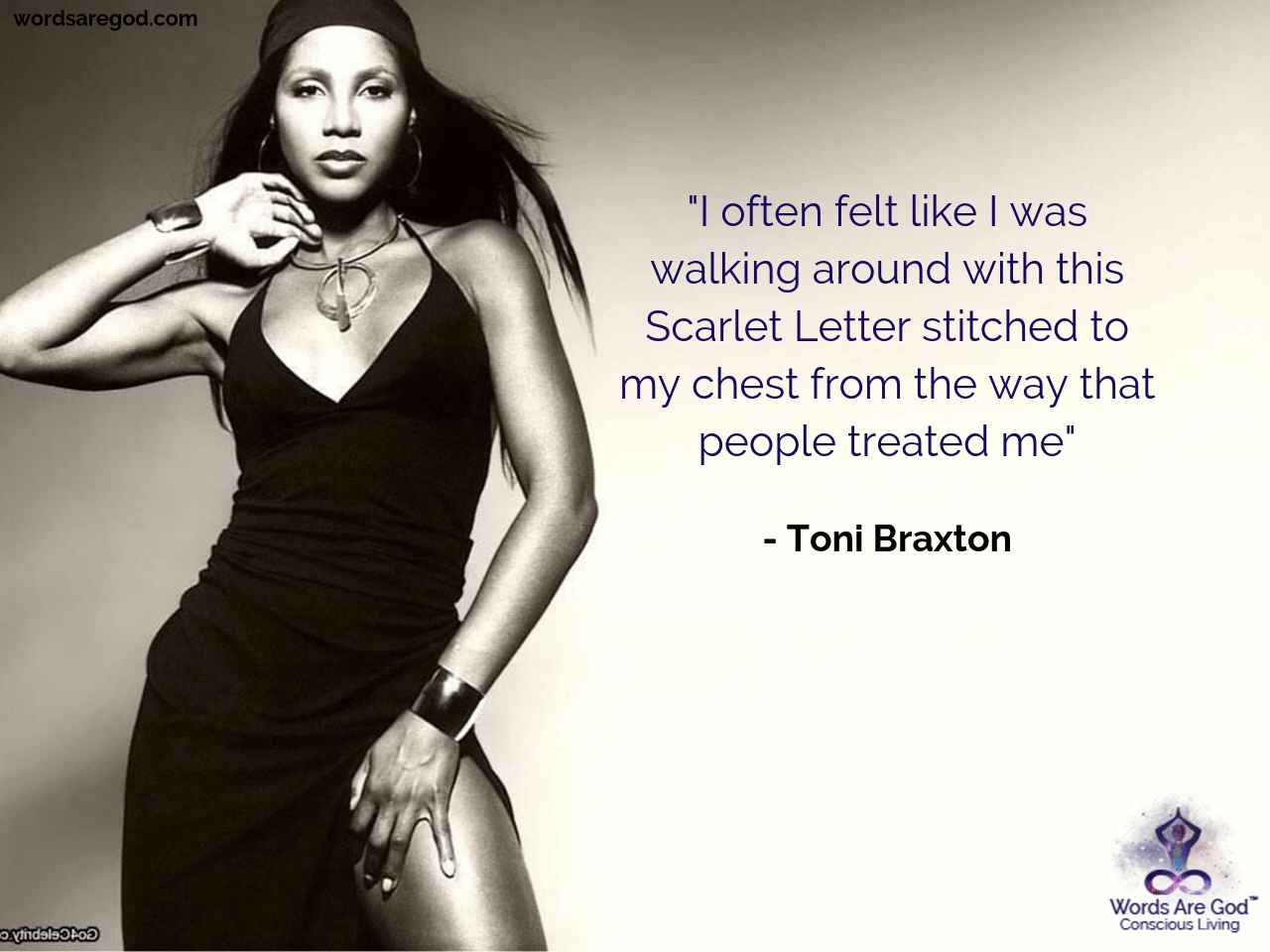 Toni Braxton Music Quote by Toni Braxton