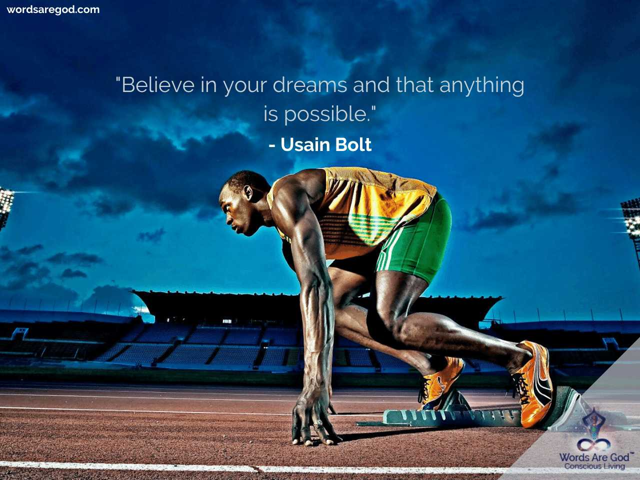 Usain Bolt Quotes Quotes Of Life Inspirational Quotes In Hindi Love Quotes In Hindi Best Motivational Quotes
