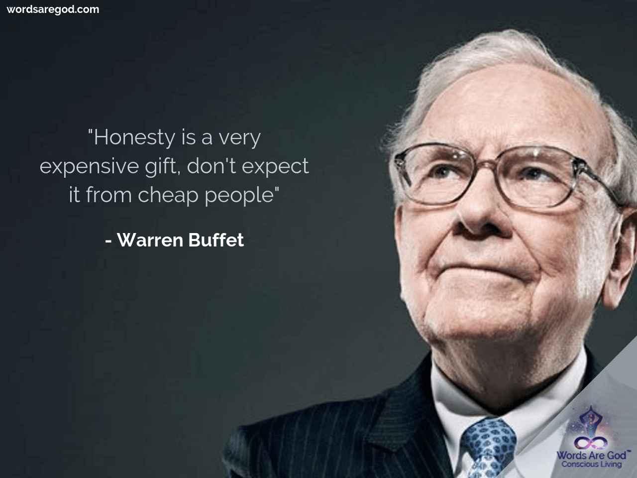 Wareen Buffet Best Quote