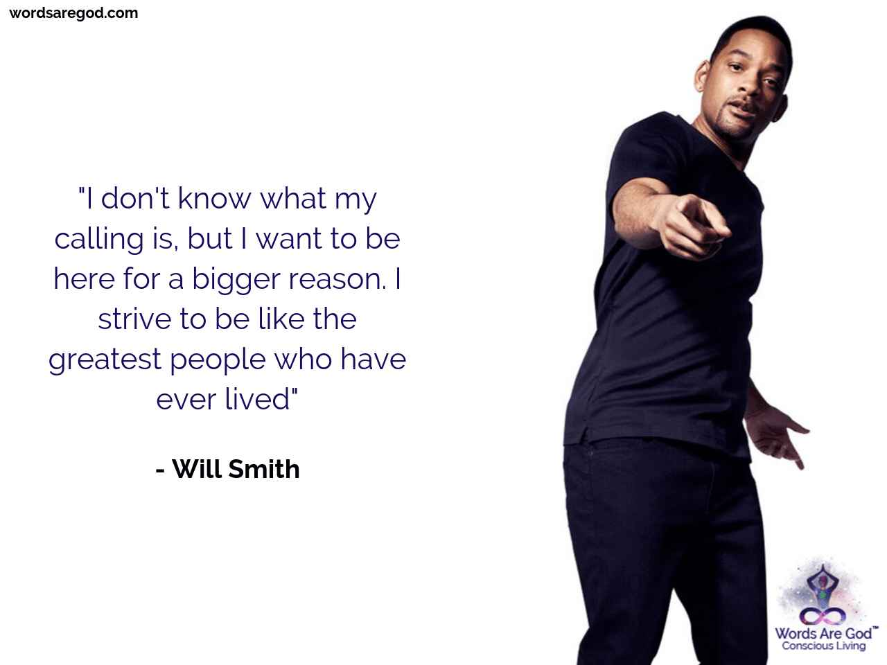 Will Smith Life Quote by Will Smith