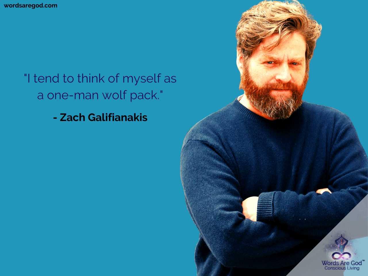 Zach Galifianakis Love Quote