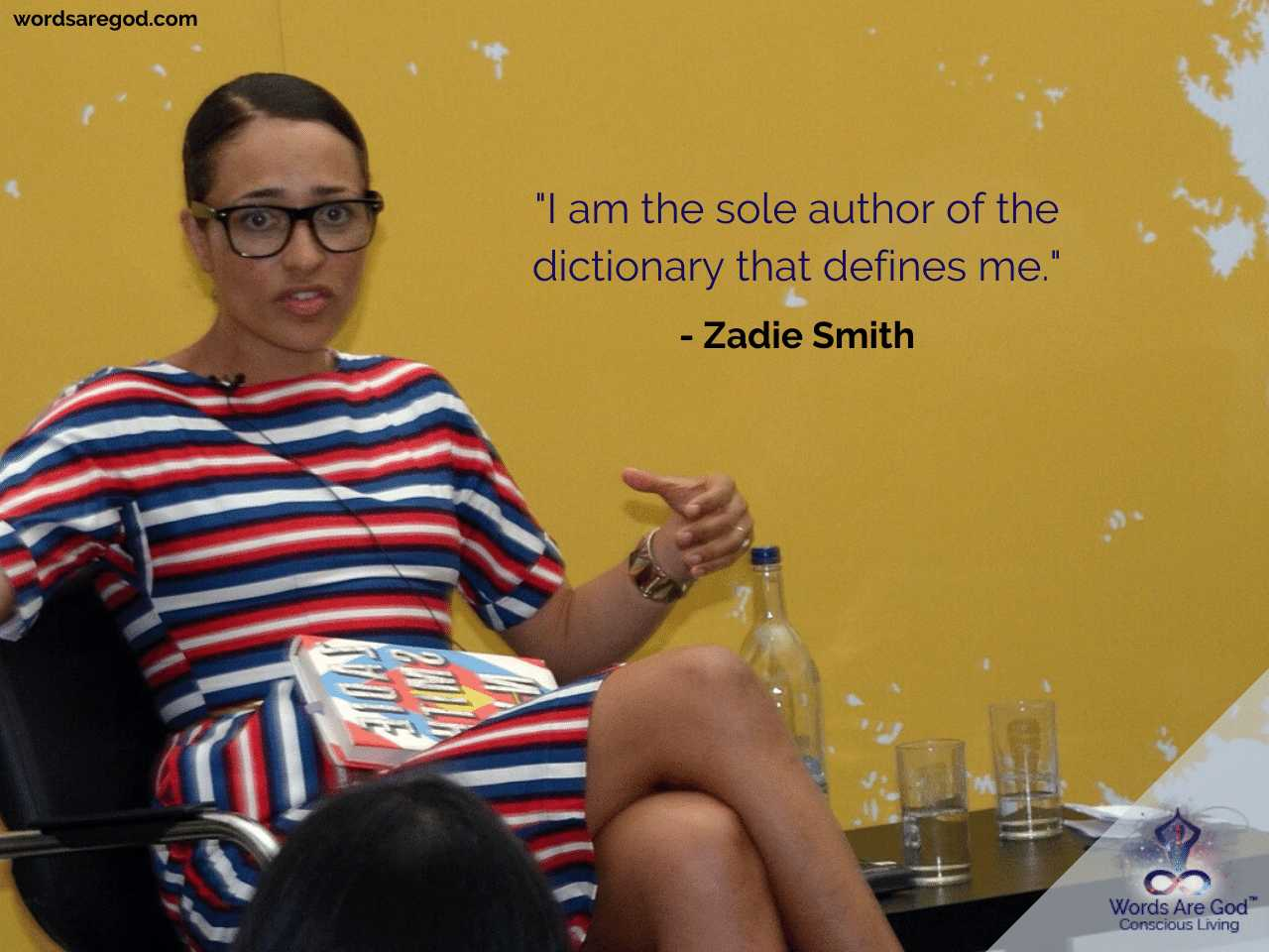 Zadie Smith inspirational Quote